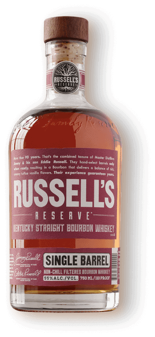 Russell's Reserve Single Barrel Bottle